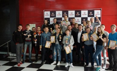 Amur Ring Xtreme Indoor Karting